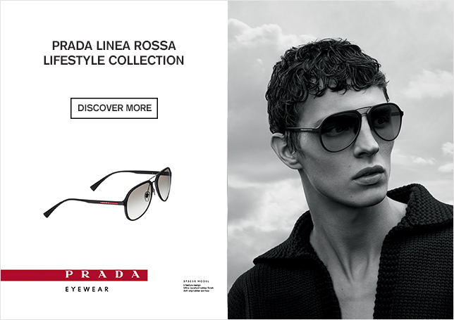 Prada Linea Rossa Lifestyle Collection