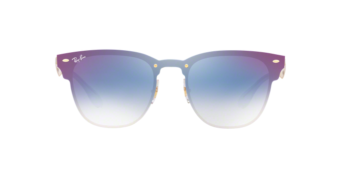 Ray Ban RB 3576N Blaze Clubmaster Brusched Gold 043/X0 47 Cw6D6K4eI