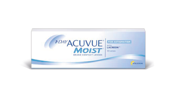 1-Day Acuvue Moist for Astigmatism 30 szt. + 10 szt. GRATIS