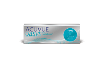 Acuvue Oasys 1-Day with HydraLuxe 30 szt. + 10 szt. GRATIS