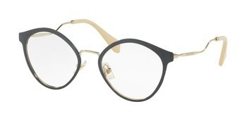 Okulary korekcyjne Miu Miu MU 52QV CORE COLLECTION SSI1O1