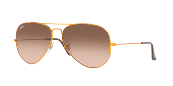 Ray Ban RB 3026 AVIATOR LARGE METAL II 9001/A5