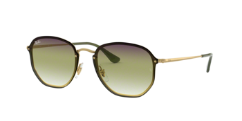 Ray Ban RB 3579N Blaze Hexagonal 91400R