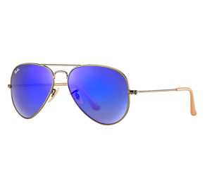 Ray Ban Rb 3025 Aviator Large Metal 167/68