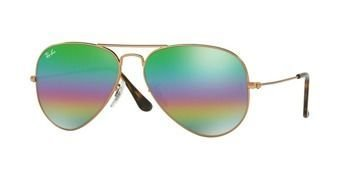 Ray Ban Rb 3025 Aviator Large Metal 9018/c3