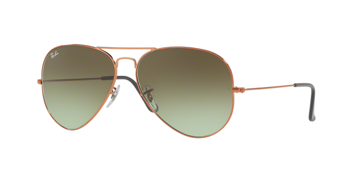 Ray Ban Rb 3026 Aviator Large Metal Ii 9002/a6