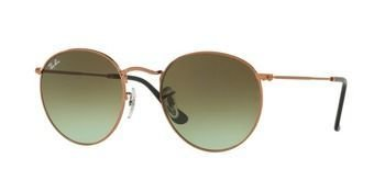 Ray Ban Rb 3447 Round Metal 9002/a6