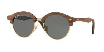 Ray Ban Rb 4246M Clubround Wood 118158