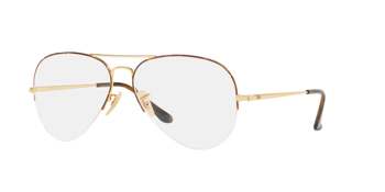 Ray Ban Rx 6589 Aviator Gaze 2945