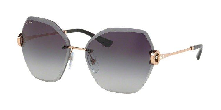 ... Okulary przeciwsłoneczne Bvlgari Bv 6105B 20148G ... e73cb9b6533